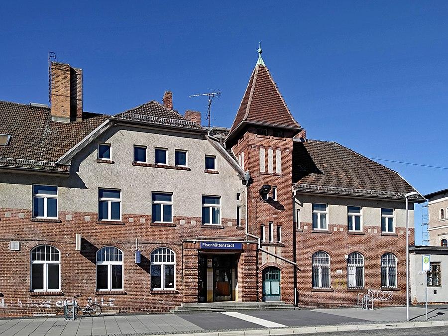 Eisenhüttenstadt station