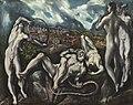 El Greco (Domenikos Theotokopoulos), Laocoön, c. 1610-1614, NGA 33253.jpg