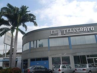 El Telégrafo (Ecuador) - Offices in Guayaquil