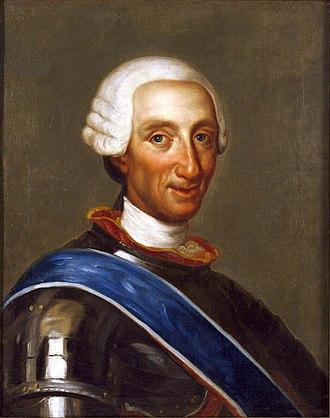 Puerto Soledad - King Carlos III of Spain