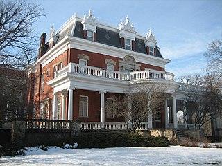 Ellwood House United States historic place