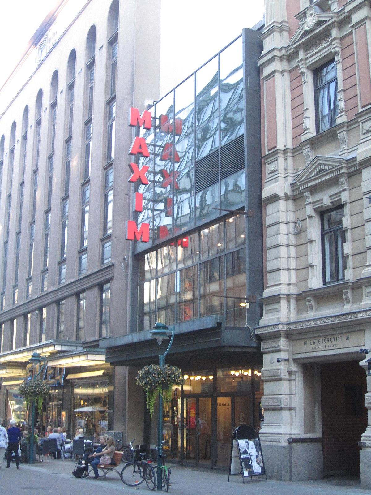 Helsinki Maxim