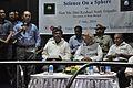 Emdadul Islam Anchors - Science On a Sphere Inauguration - Science City - Kolkata 2016-07-01 5484.JPG