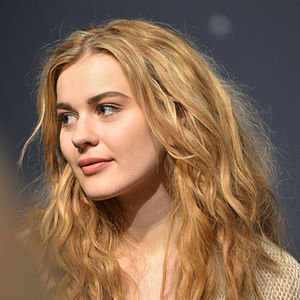 Emmelie de Forest, ESC2013 press conference 12 (crop)