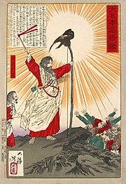 KRYEON nous parle du Japon dans KRYEON nous parle 180px-Emperor_Jimmu
