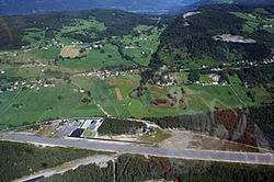 Enbm from air summer2006.jpg