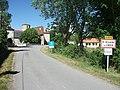 Entrée Saint-Hilaire-la-Croix par la D 406 2019-06-02.JPG