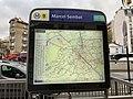 Entrée Station Métro Marcel Sembat Boulogne Billancourt 6.jpg