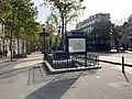 Entrée Station Métro Michel Bizot Paris 2.jpg