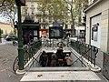 Entrée Station Métro St Ambroise Paris 4.jpg