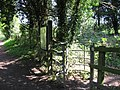 Entrance to Cobblers Pits from the Canal Towpath - geograph.org.uk - 1310385.jpg