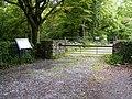 Entrance to Garryland Nature Reserve - Garryland Townland - geograph.org.uk - 1321655.jpg