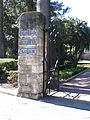 Entrance to Supreme Court Gardens in Perth.jpg