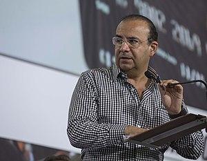 Alfonso Navarrete Prida - Image: Entrega de apoyos a la economía familiar de los trabajadores. (21528239464)
