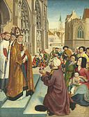 Episodes from the Life of a Bishop Saint A14915.jpg