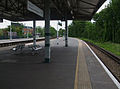 Epsom station platform 4 look south2.JPG