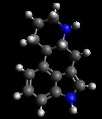 Ergoline - Image: Ergoline 2