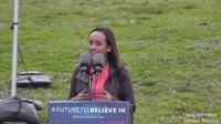 File:Erika Andiola (campaña por Bernie Sanders) for Bernie Sanders, South Bronx, March 31, 2016.webm