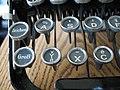 Erika folding typewriter detail (2449843849).jpg