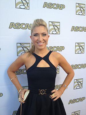 Erin Beck - Image: Erin Beck ASCAP Awards 2013