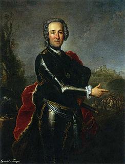 Heinrich August de la Motte Fouqué German general