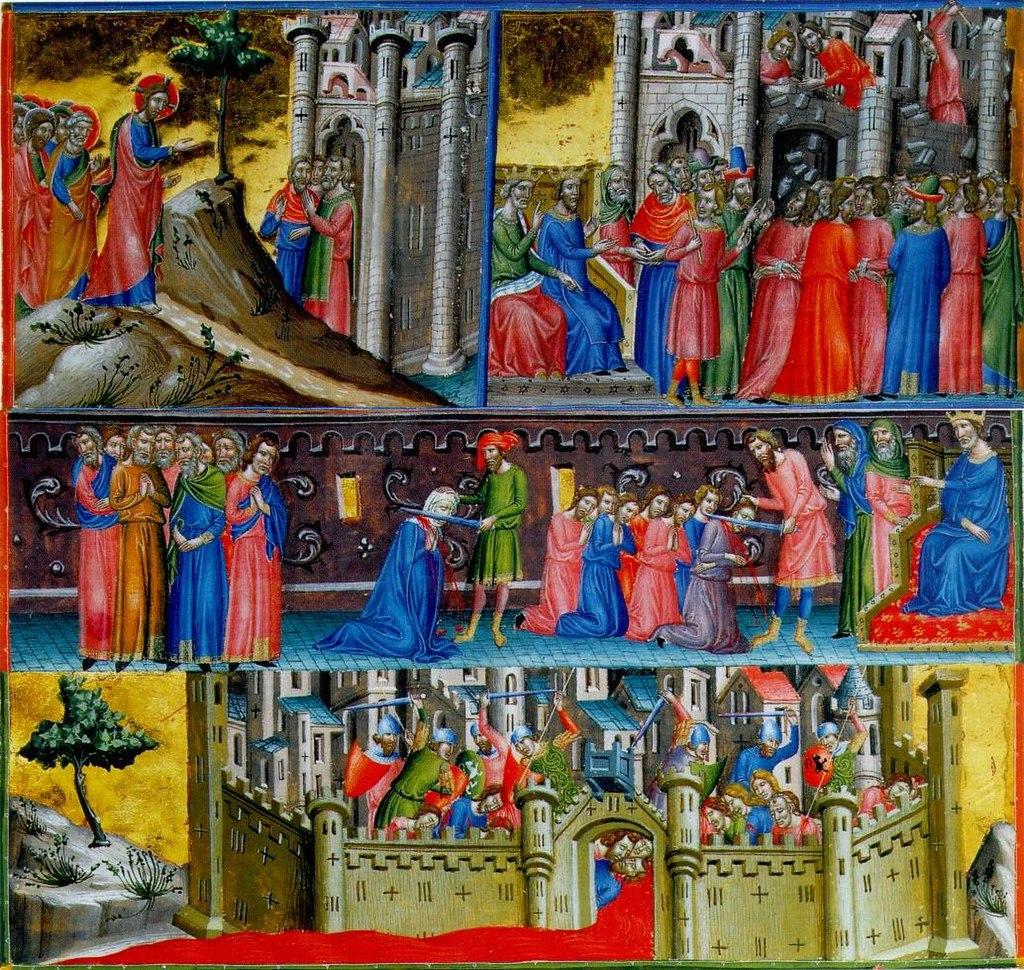 Die Eroberung Jerusalems