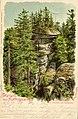 Erwin Spindler Ansichtskarte Fichtelgebirge-Felsgruppe.jpg