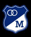 Escudo de Millonarios temporada 1956-1972.png