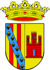 Coat of arms of Vall d'Alcalá