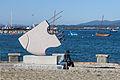 Escultura no Grove - Cavalier - Emin Petrosyan - Galiza 138.jpg