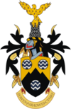 Coat of arms of County of Powys