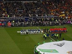 e688c6f4854 Uniforme de la selección de fútbol de Colombia - Wikipedia, la ...