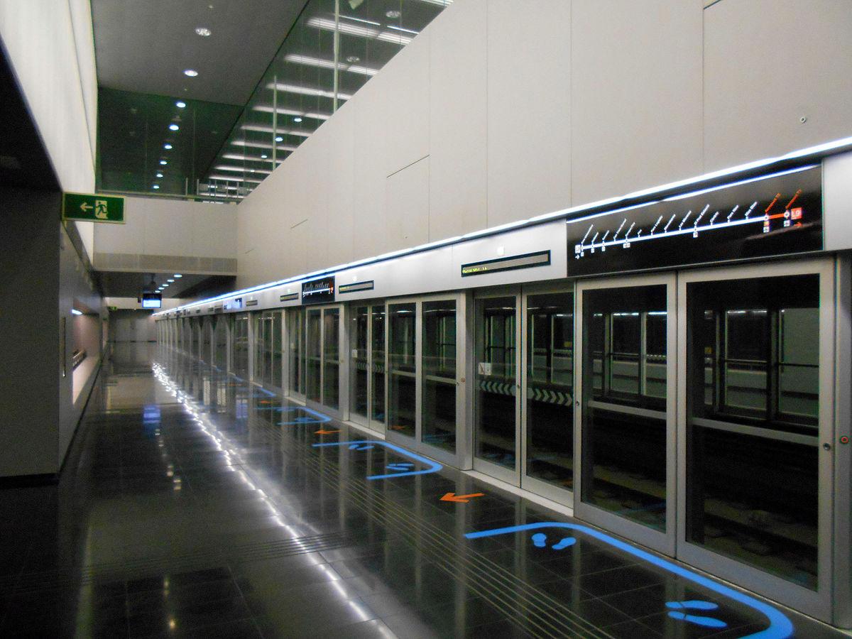Línea 9 del Metro de Barcelona - Wikipedia, la enciclopedia libre