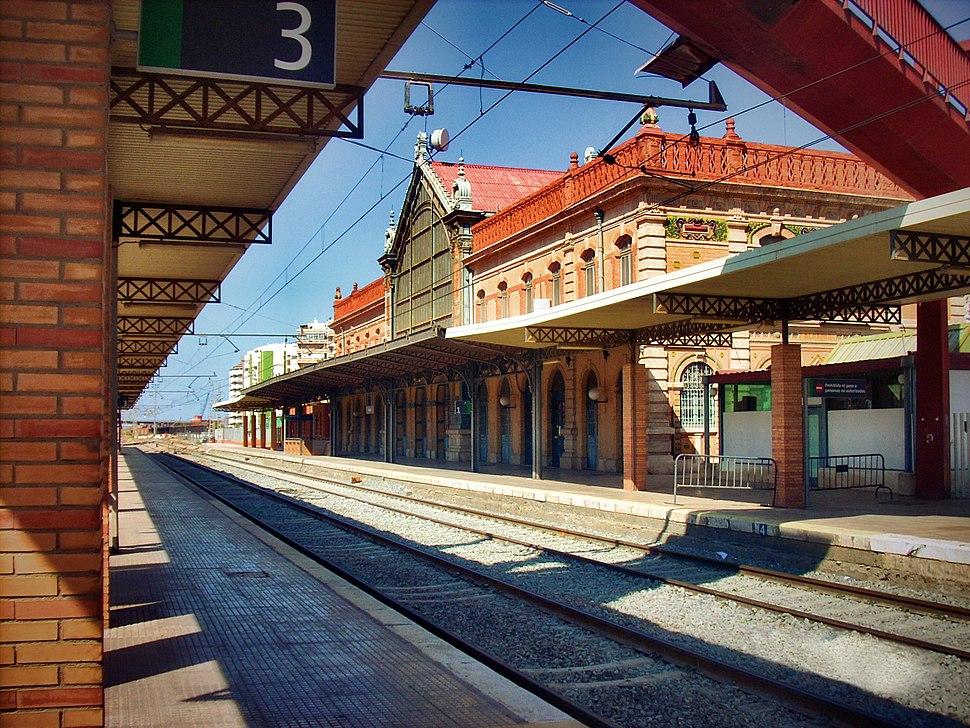 Estación de Almería pixabay 212243