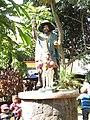 Estatua de sant Jaume al parc de Santiago Atitlán 01.JPG