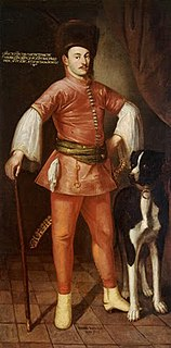 Palatine of Hungary and Prince of Holy Roman Empire