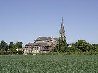 Estourmel - Image: Estourmel church