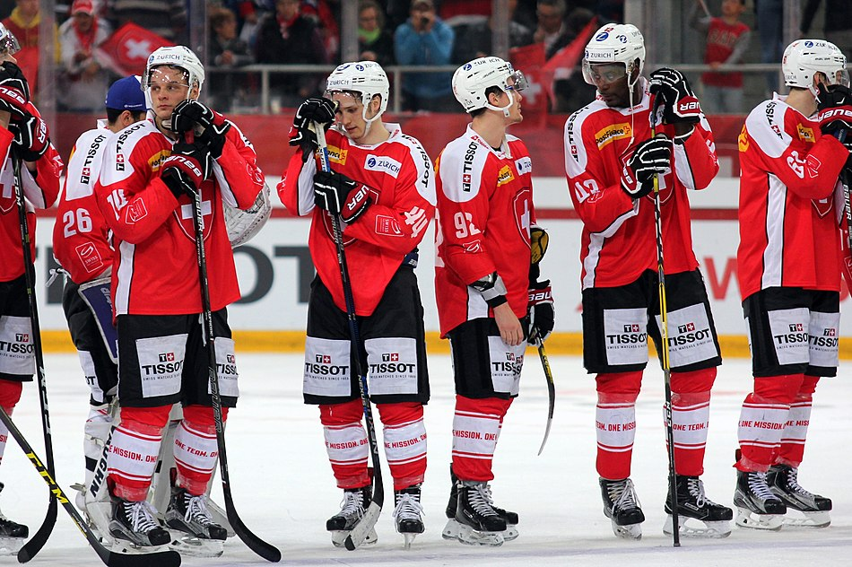 Euro Hockey Challenge, Switzerland vs. Russia, 22nd April 2017 81.JPG