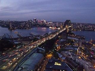 North Shore (Sydney) Region in New South Wales, Australia