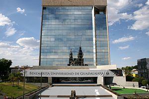 University of Guadalajara - University of Guadalajara's General Rectory Building