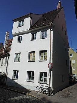 Fünftes Quergäßchen in Augsburg
