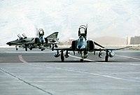 F-4Es 50th TFW in Iran 1977