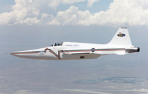 F-5E Shaped Sonic Boom Demonstration aircraft.jpg