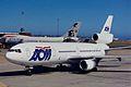 F-GTDG DC-10-30 AOM SYD 05JAN99 (5601357716).jpg