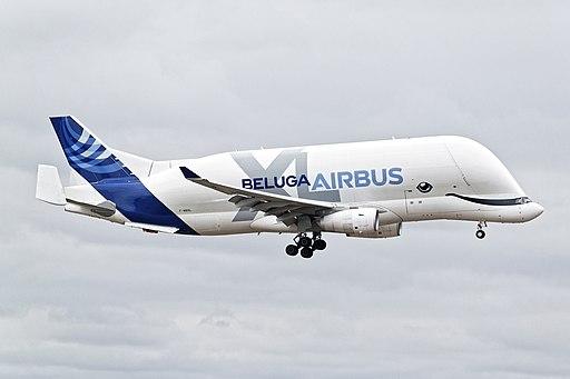 F-WBXL - Airbus A330-743L Beluga XL (48928991596)