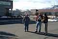 FEMA - 34029 - FCO and Logistics staff meet in a JFO parking lot in Nevada.jpg