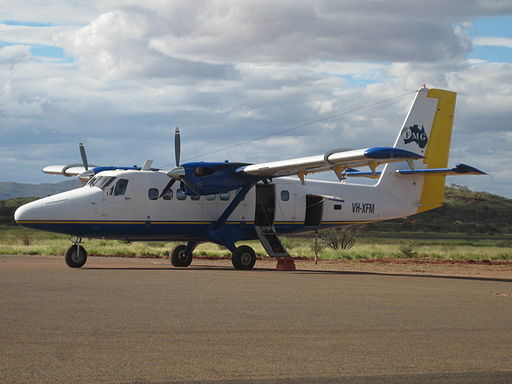 FMG DHC-6 Twin Otter