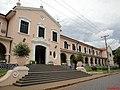 Faculdade de Medicina de Ribeirão Preto - Prédio Central no Campus da USP - panoramio.jpg