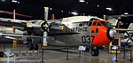 Fairchild C-119J Flying Boxcar, National Museum of the US Air Force, Dayton, Ohio, USA. (44709351320).jpg