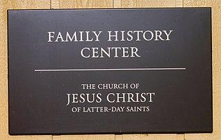Family History Center (LDS Church)